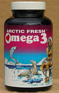 Arctic Fresh - Fish Oil, 180 capsules, Buy Here!